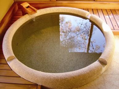 群馬県みなかみ町 旅館風呂