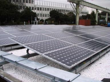 川崎市 太陽光発電施設